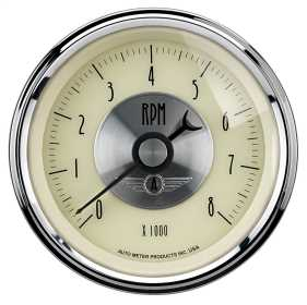 Prestige Series™ Antique Ivory Electric Tachometer