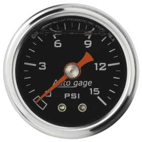 Sport-Comp™ Mechanical Fuel Pressure Gauge