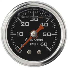 Sport-Comp™ Mechanical Fuel Pressure Gauge 2173