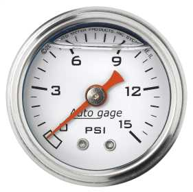 Sport-Comp™ Mechanical Fuel Pressure Gauge 2175
