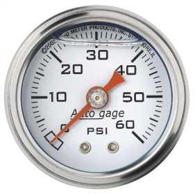 Sport-Comp™ Mechanical Fuel Pressure Gauge 2176