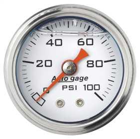 Sport-Comp™ Mechanical Fuel Pressure Gauge 2177