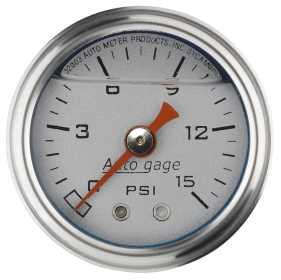 Sport-Comp™ Mechanical Fuel Pressure Gauge 2178