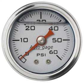 Sport-Comp™ Mechanical Fuel Pressure Gauge 2179