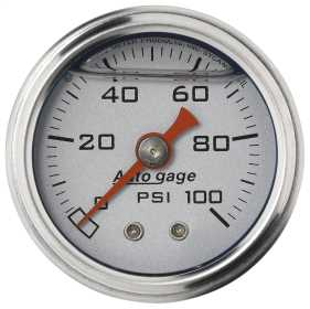 Sport-Comp™ Mechanical Fuel Pressure Gauge 2180