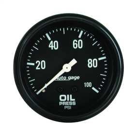 Autogage® Oil Pressure Gauge