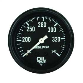 Autogage® Oil Temperature Gauge
