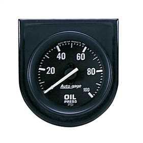 Autogage® Oil Pressure Gauge Panel