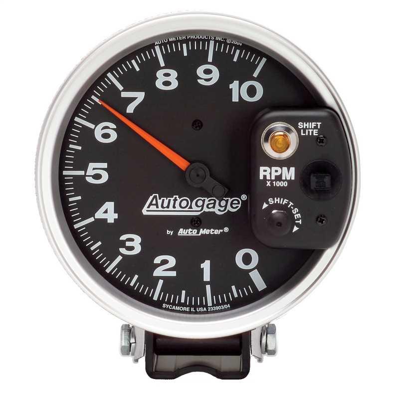 Autogage® Monster™ Shift-Lite Tachometer 233903