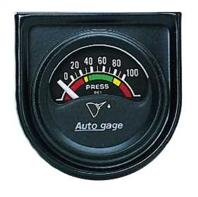 Autogage® Electric Oil Pressure Gauge