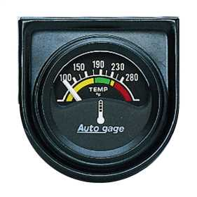 Autogage® Electric Water Temperature Gauge