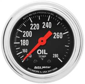 Traditional Chrome™ Mechanical Oil Temperature Gauge