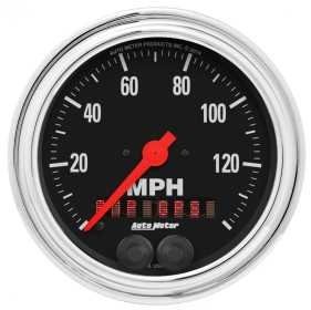 Traditional Chrome™ Speedometer