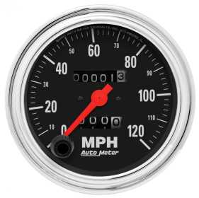 Traditional Chrome™ Mechanical Speedometer