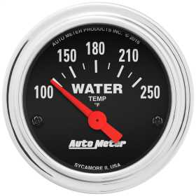 Traditional Chrome™ Electric Water Temperature Gauge