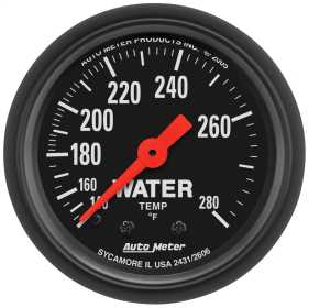 Z-Series™ Mechanical Water Temperature Gauge