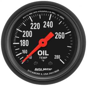 Z-Series™ Mechanical Oil Temperature Gauge