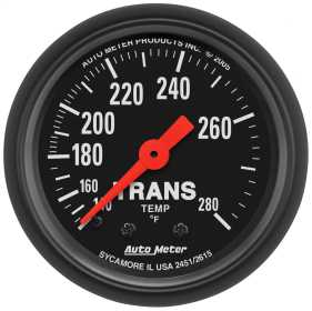 Z-Series™ Mechanical Transmission Temperature Gauge