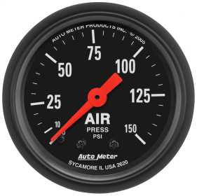 Z-Series™ Mechanical Air Pressure Gauge