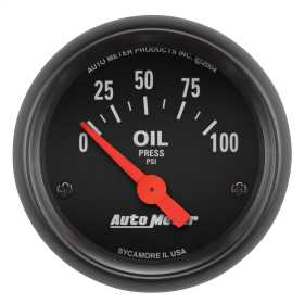 Z-Series™ Electric Oil Pressure Gauge