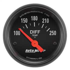 Z-Series™ Electric Differential Temperature Gauge