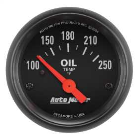 Z-Series™ Electric Oil Temperature Gauge
