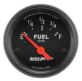 Z-Series™ Electric Fuel Level Gauge