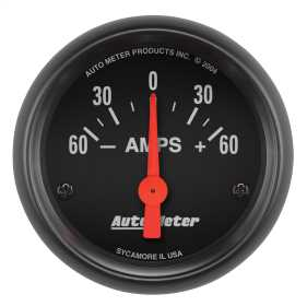 Z-Series™ Electric Ammeter Gauge