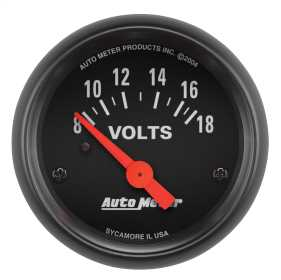 Z-Series™ Electric Voltmeter Gauge
