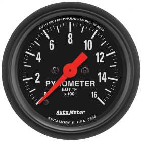 Z-Series™ Electric Pyrometer Gauge Kit