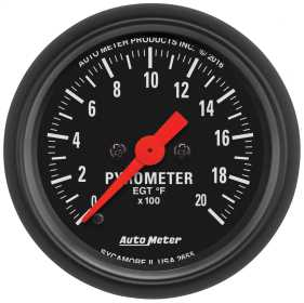 Z-Series™ Electric Pyrometer Gauge