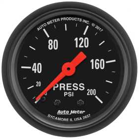 Z-Series™ Mechanical Pressure Gauge