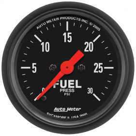 Z-Series™ Electric Fuel Pressure Gauge