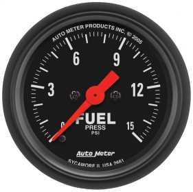 Z-Series™ Electric Fuel Pressure Gauge 2661