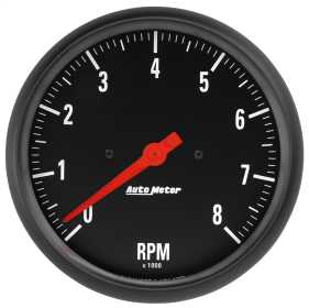Z-Series™ In-Dash Electric Tachometer