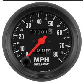 Z-Series™ In-Dash Mechanical Speedometer