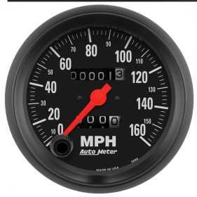 Z-Series™ In-Dash Mechanical Speedometer 2694