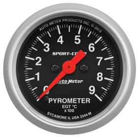 Sport-Comp™ Electric Pyrometer Gauge Kit