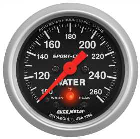Sport-Comp™ Digital Water Temperature Gauge