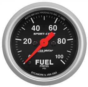 Sport-Comp™ Electric Fuel Pressure Gauge 3363