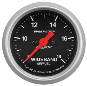 Sport-Comp™ Wide Band Air Fuel Ratio Kit