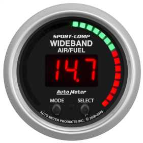 Sport-Comp™ Digital Air/Fuel Ratio Gauge