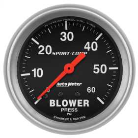 Sport-Comp™ Mechanical Blower Pressure Gauge