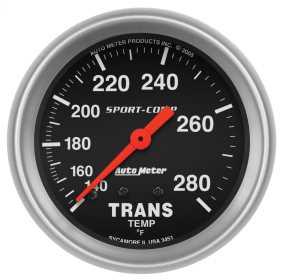 Sport-Comp™ Mechanical Transmission Temperature Gauge 3451
