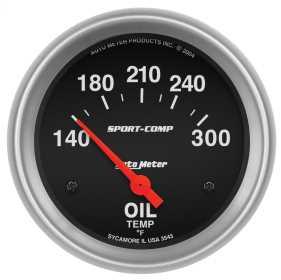 Sport-Comp™ Electric Oil Temperature Gauge 3543