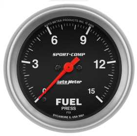 Sport-Comp™ Electric Fuel Pressure Gauge 3561
