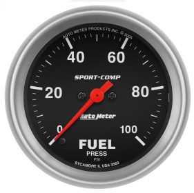 Sport-Comp™ Electric Fuel Pressure Gauge 3563