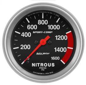Sport-Comp™ Electric Nitrous Pressure Gauge 3574