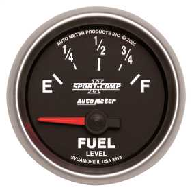 Sport-Comp II™ Electric Fuel Level Gauge