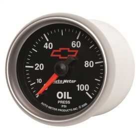 GM Series Mechanical Oil Pressure Gauge